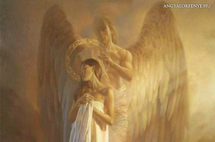 Angyali energia - Angyalok segítsége mély alváshoz