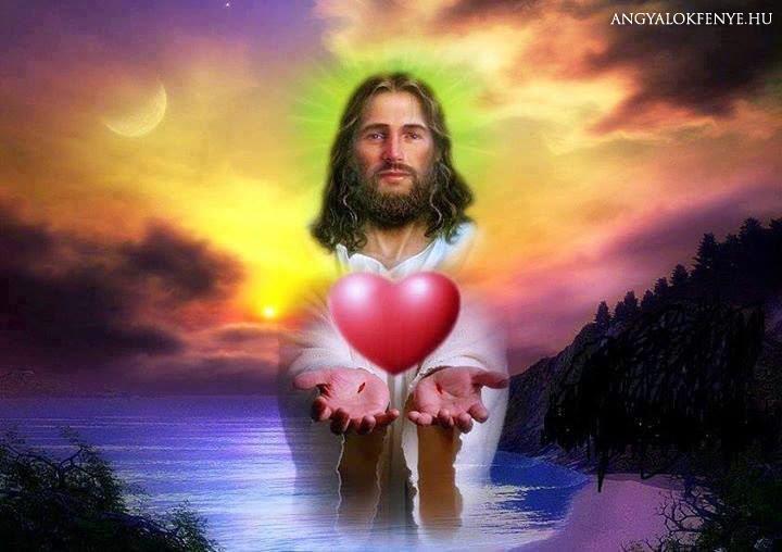 Jézus üzenete