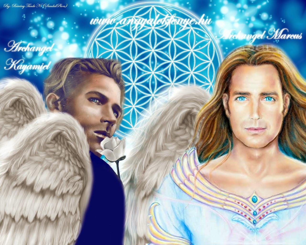 Marcus-Kayamiel-angyalok fénye