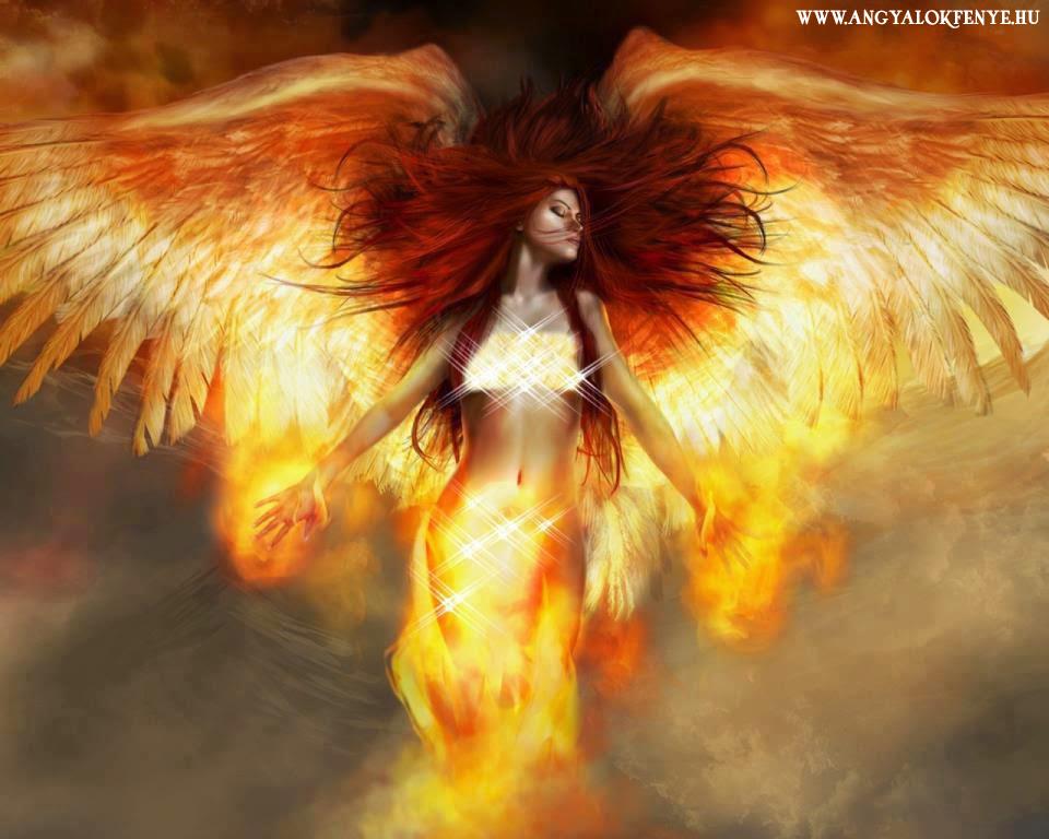 Tűzangyal -Álruhás angyalok