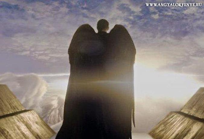 Égből jövő angyali segítség