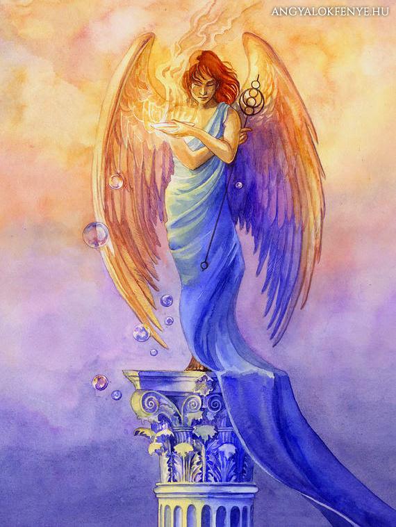 Az elengedés angyala