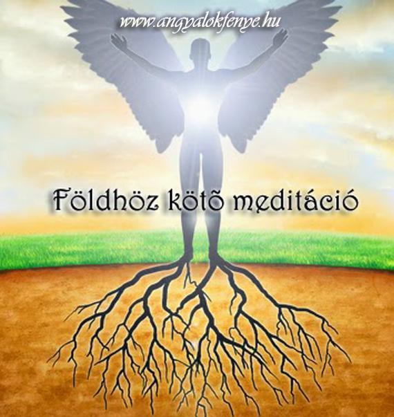 Földhöz kötő meditáció