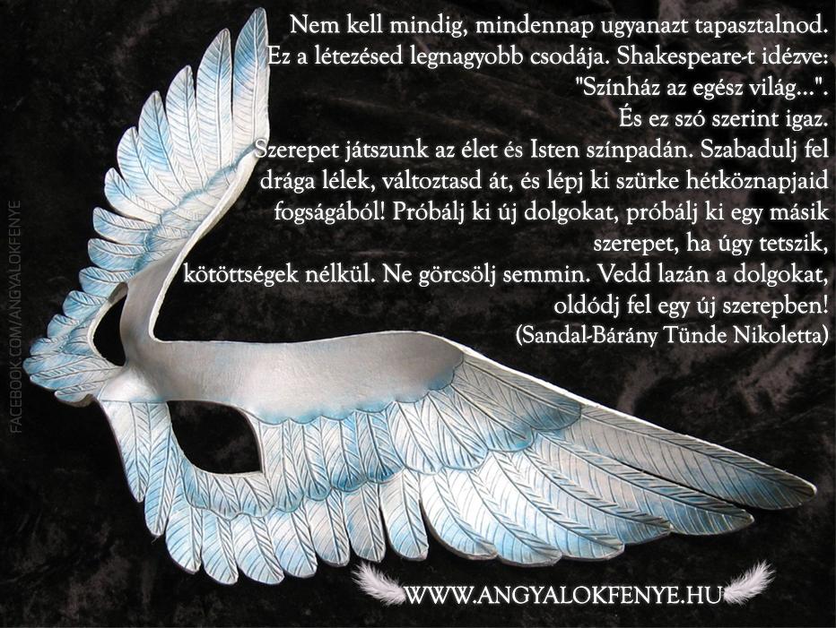 Angyali üzenet: Isten Színpada
