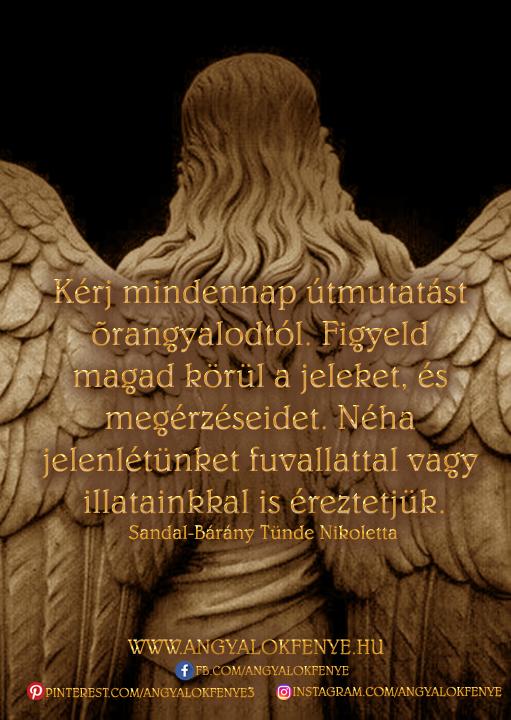 Angyali üzenet-Kérj mindennap útmutatást őrangyalodtól