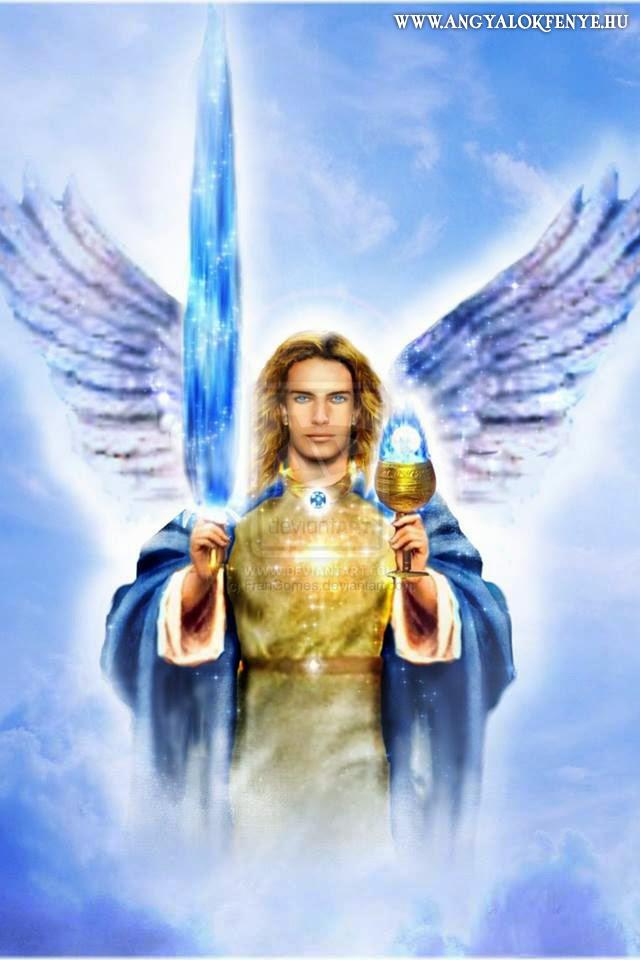 Angyali számsorok, angyali számok jelentése - Mihály arkangyal