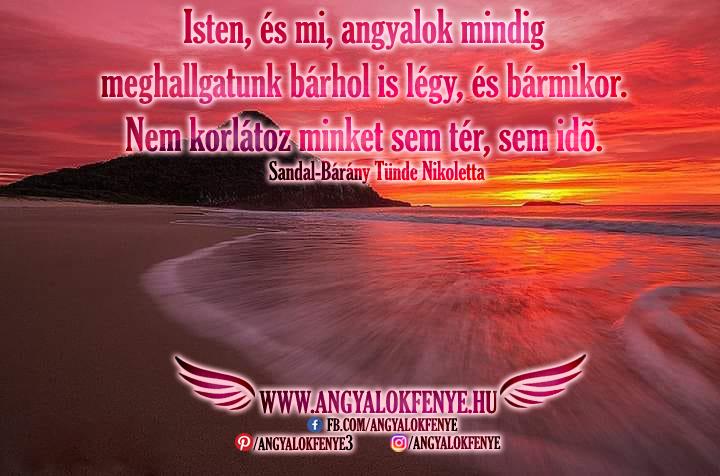 Angyali üzenet-Mindig meghallgatunk